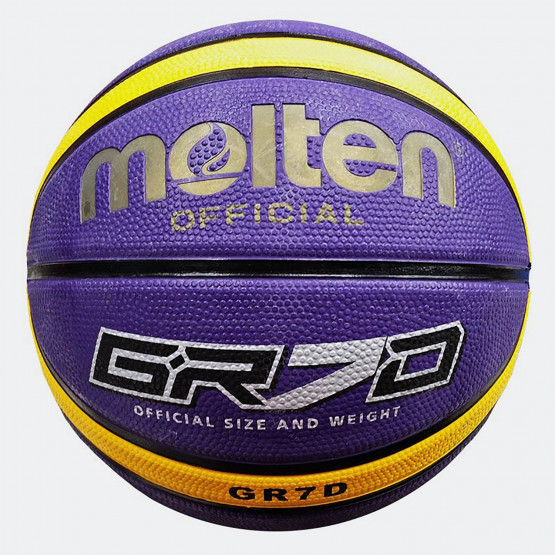 Molten Rubber Basketball  7