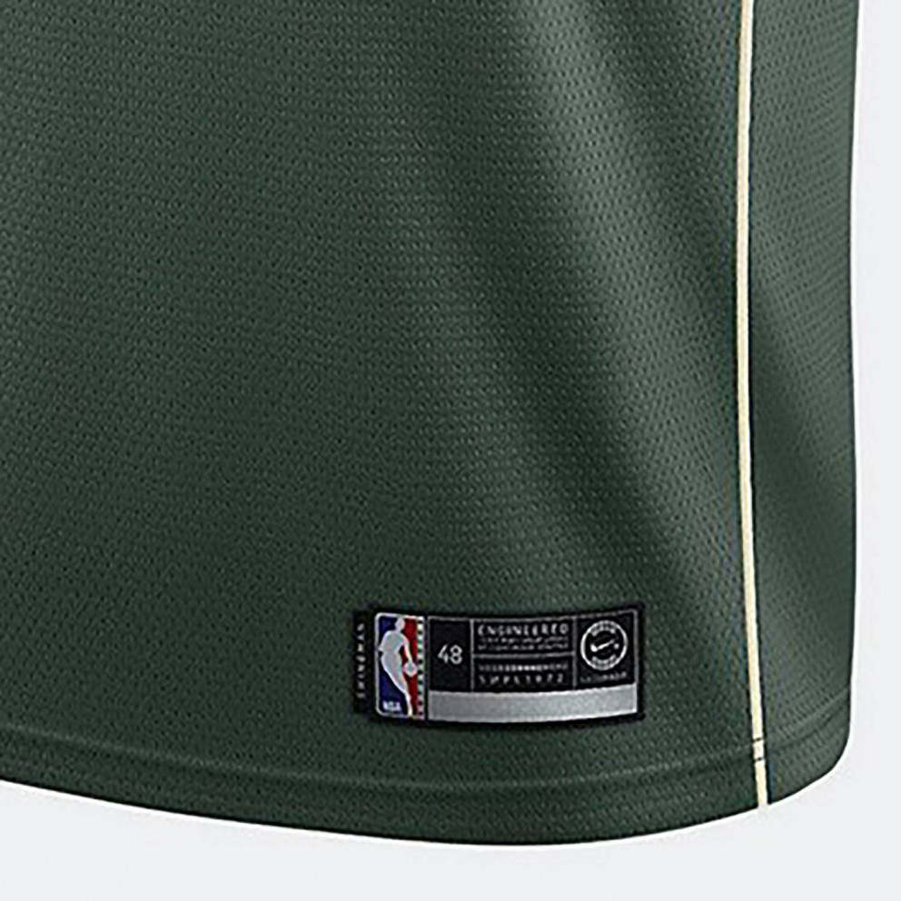 Nike Nba Milwaukee Bucks Jersey (Giannis Antetokounmpo)