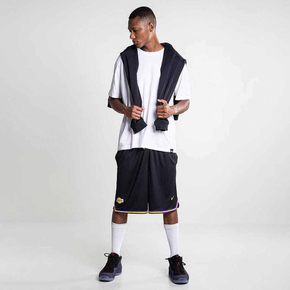 Nike NBA Los Angeles Lakers DNA Men's Shorts