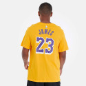 Nike Lebron James Los Angeles Lakers T-Shirt