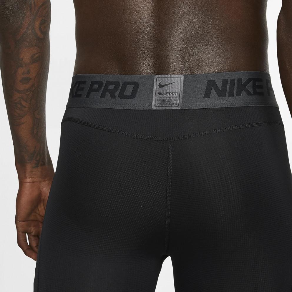 Nike Pro 3/4 Ανδρικό Κολάν για Μπάσκετ