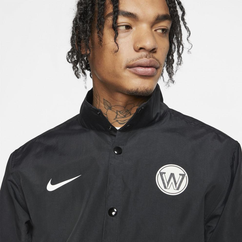 "Nike Golden State Warriors  Men's Dna "" City Edition "" Jacket"