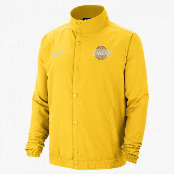 "Nike Lakers Men's Dna "" City Edition "" Jacket"