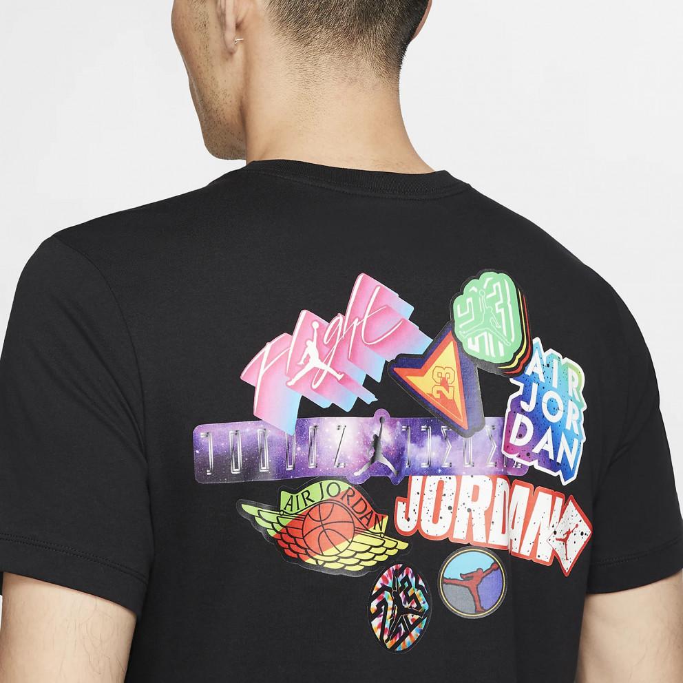 Jordan Brand Sticker Men's T-Shirt