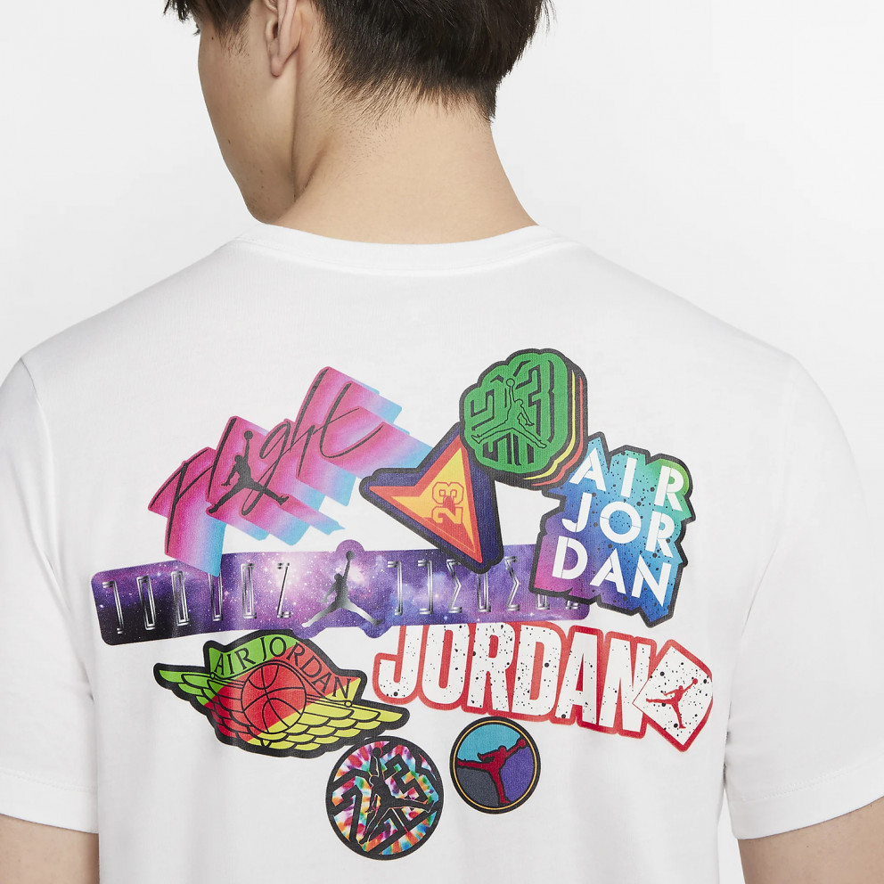 Jordan Brand Sticker Men's T-Shirt