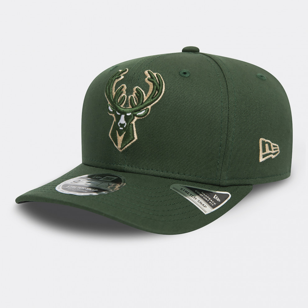 New Era Milwaukee Bucks Snapback  Stretch 950