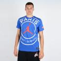 Jordan X Psg Men's Logo T-Shirt