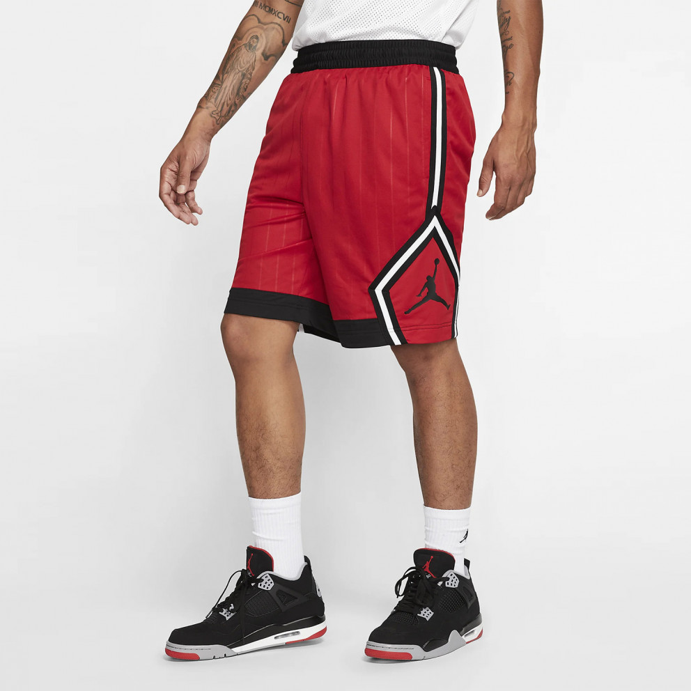 Jordan Men's Jumpman Diamond Striped Shorts