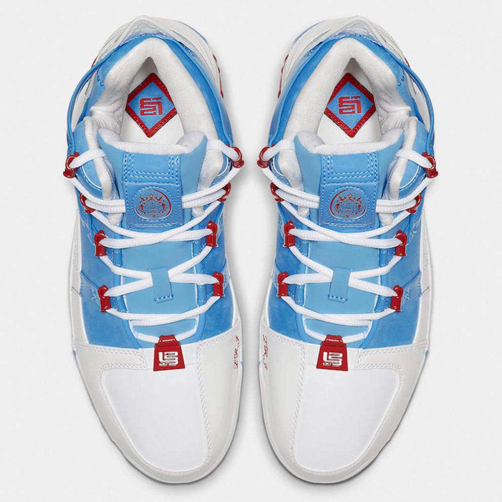 Nike Zoom Lebron Iii Houston Oilers Men's Shoes