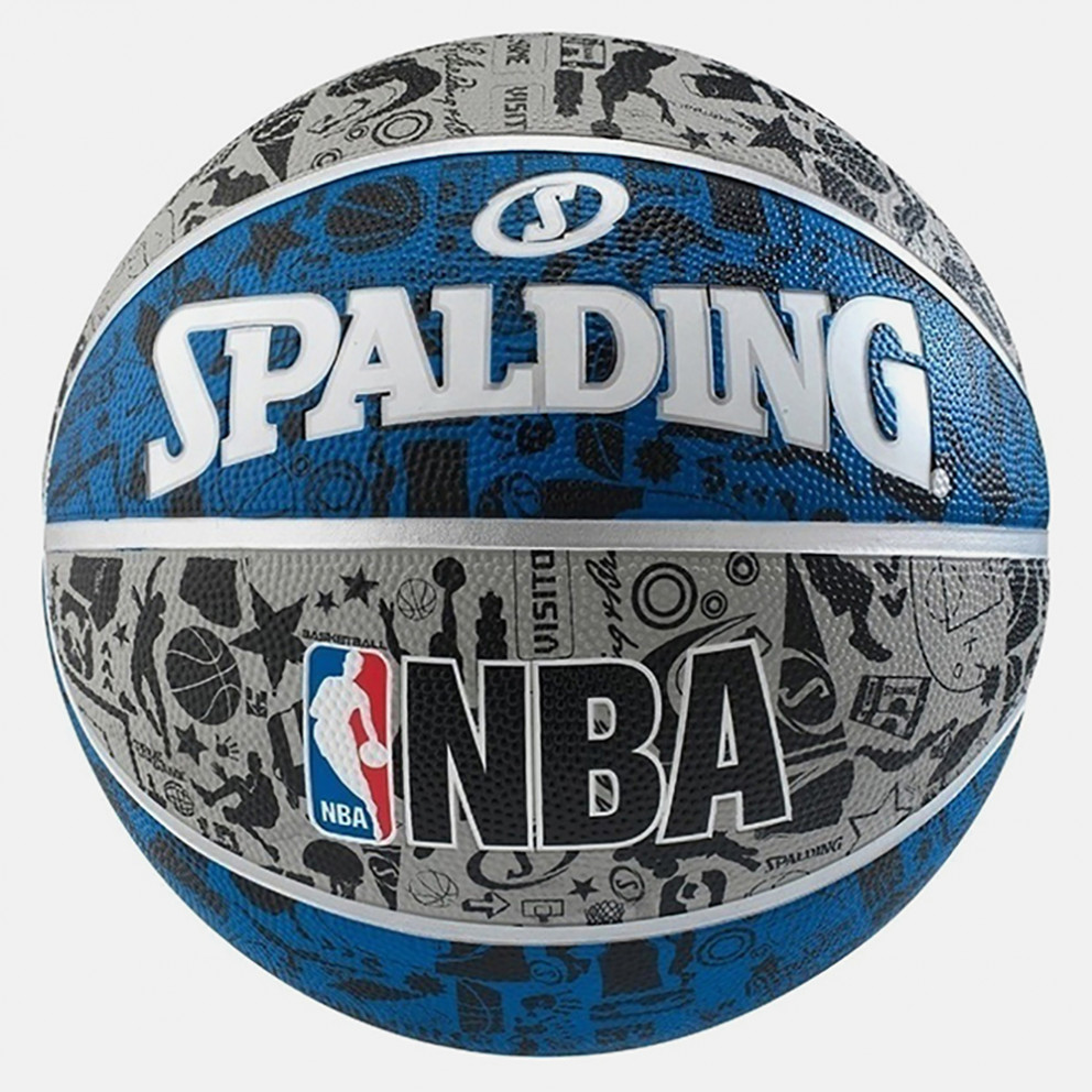 Spalding Nba Graffiti Ball Rubber Νο. 7