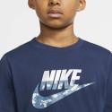 Nike Sportswear Futura Camo Kids' T-Shirt