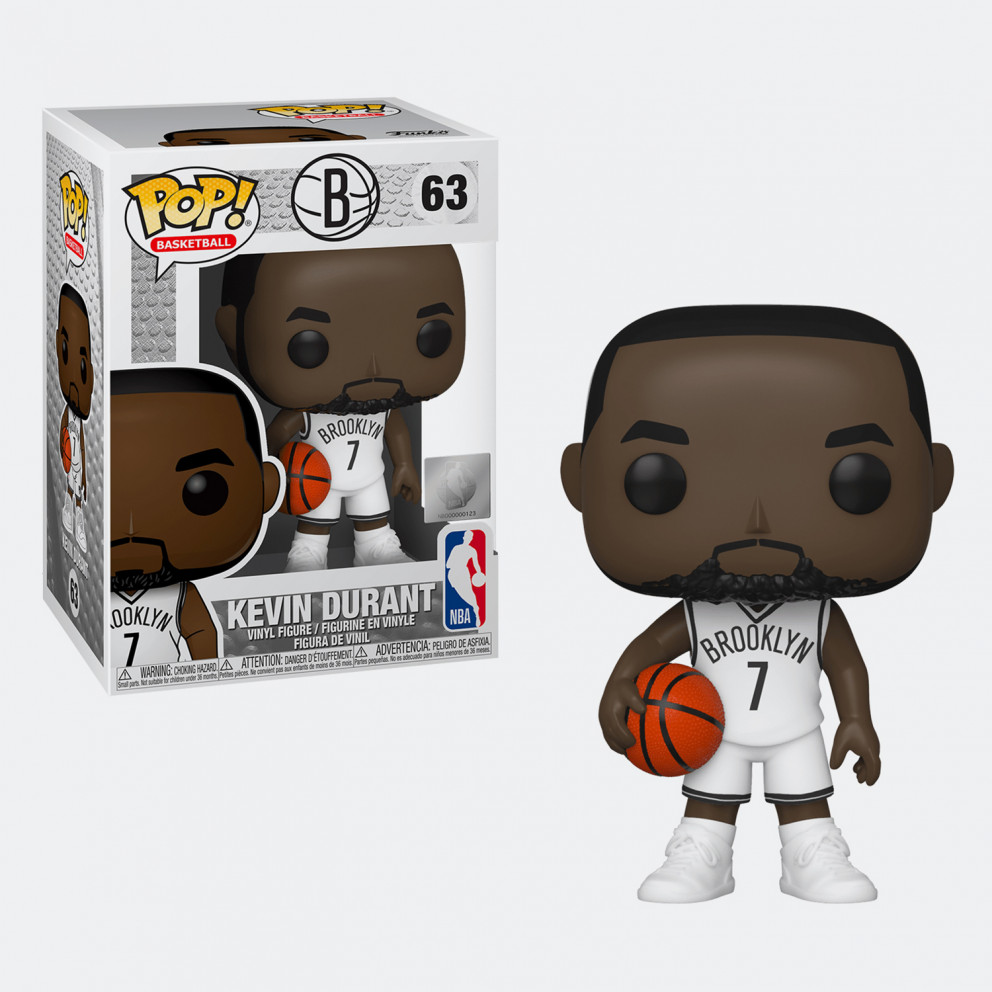 Funko Pop! Nba: Brooklyn Nets - Kevin Durant  63 V