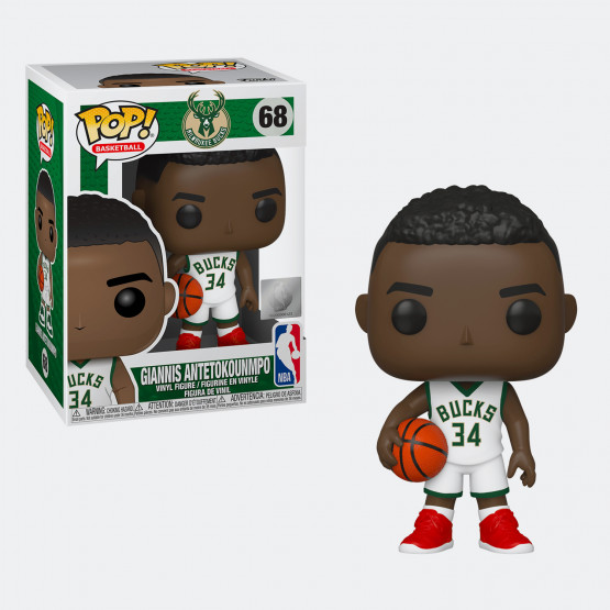 Funko Pop! Nba: Milwaukee Bucks - Giannis Antetoko