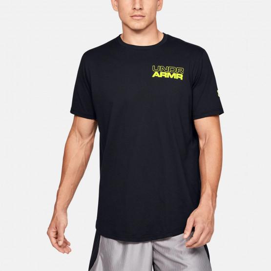 Under Armour Men's Baseline Photoreal T-Shirt
