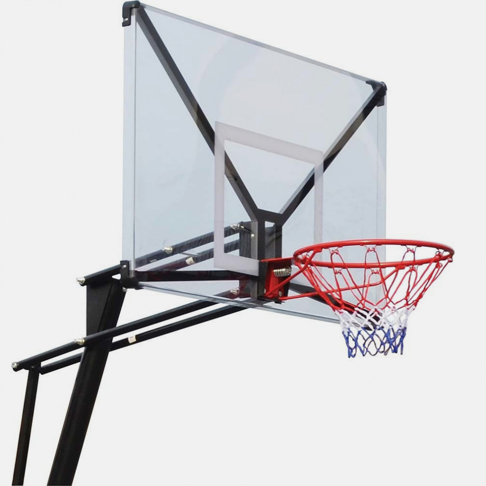 Amila Deluxe Basketball System 130 X 80 X 20 Cm