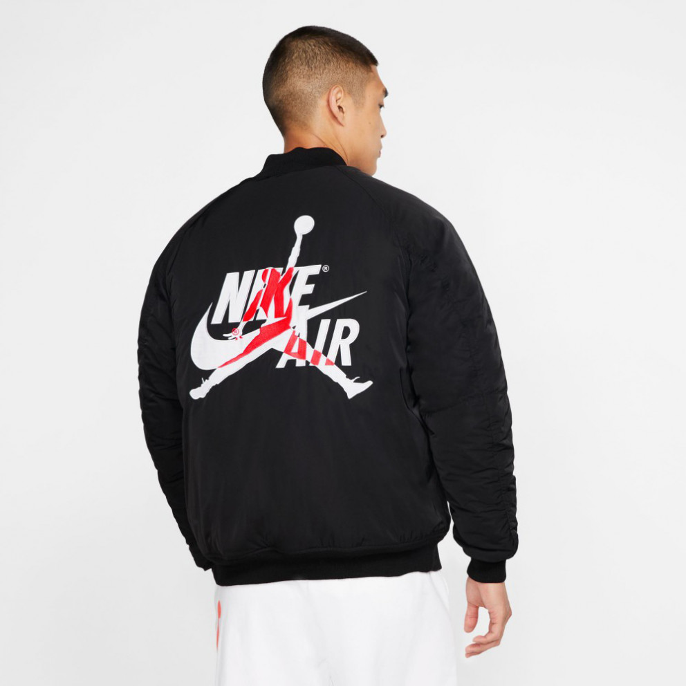 Jordan M J Wings Ma-1 Jacket