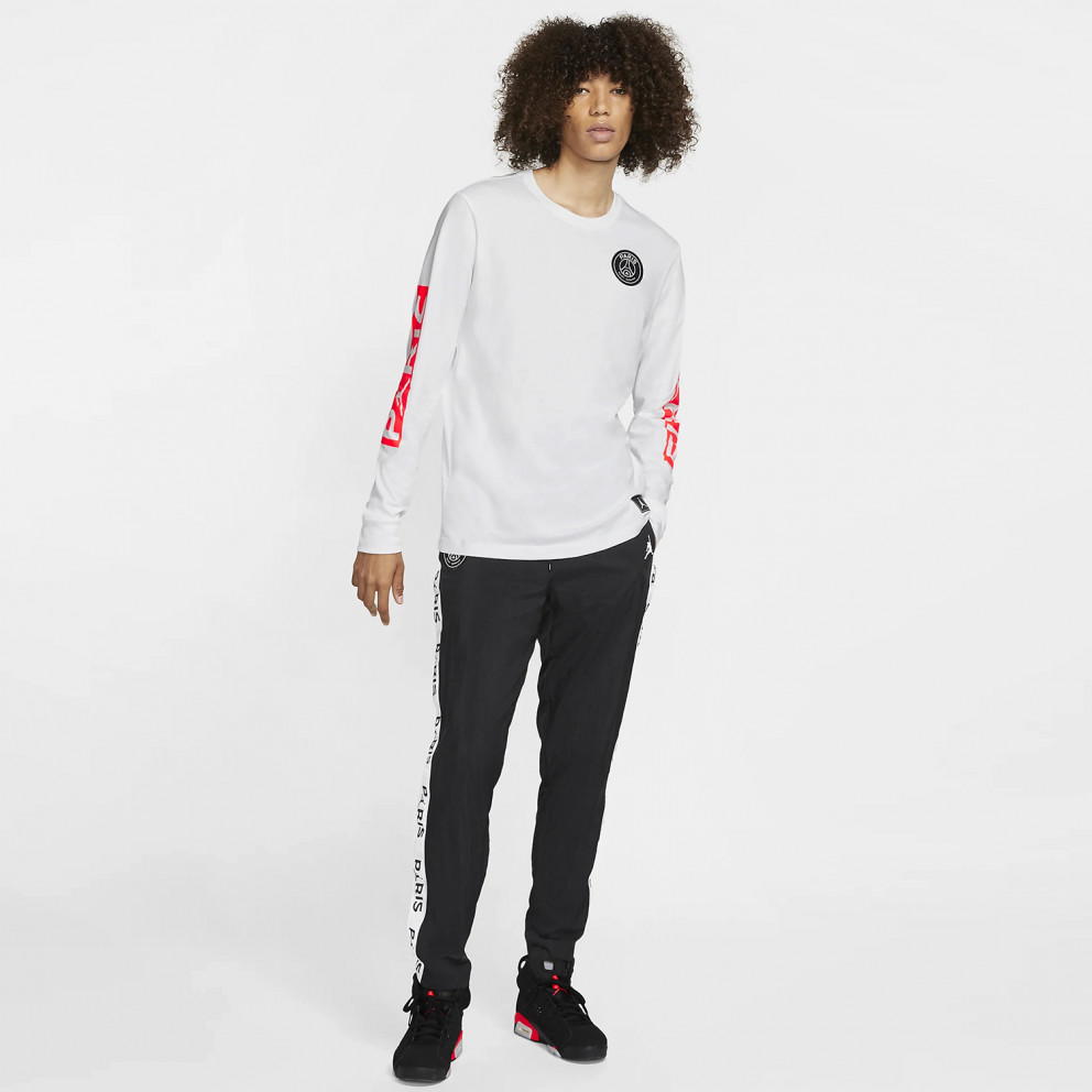 Jordan X Psg Long-SLeeve T-Shirt