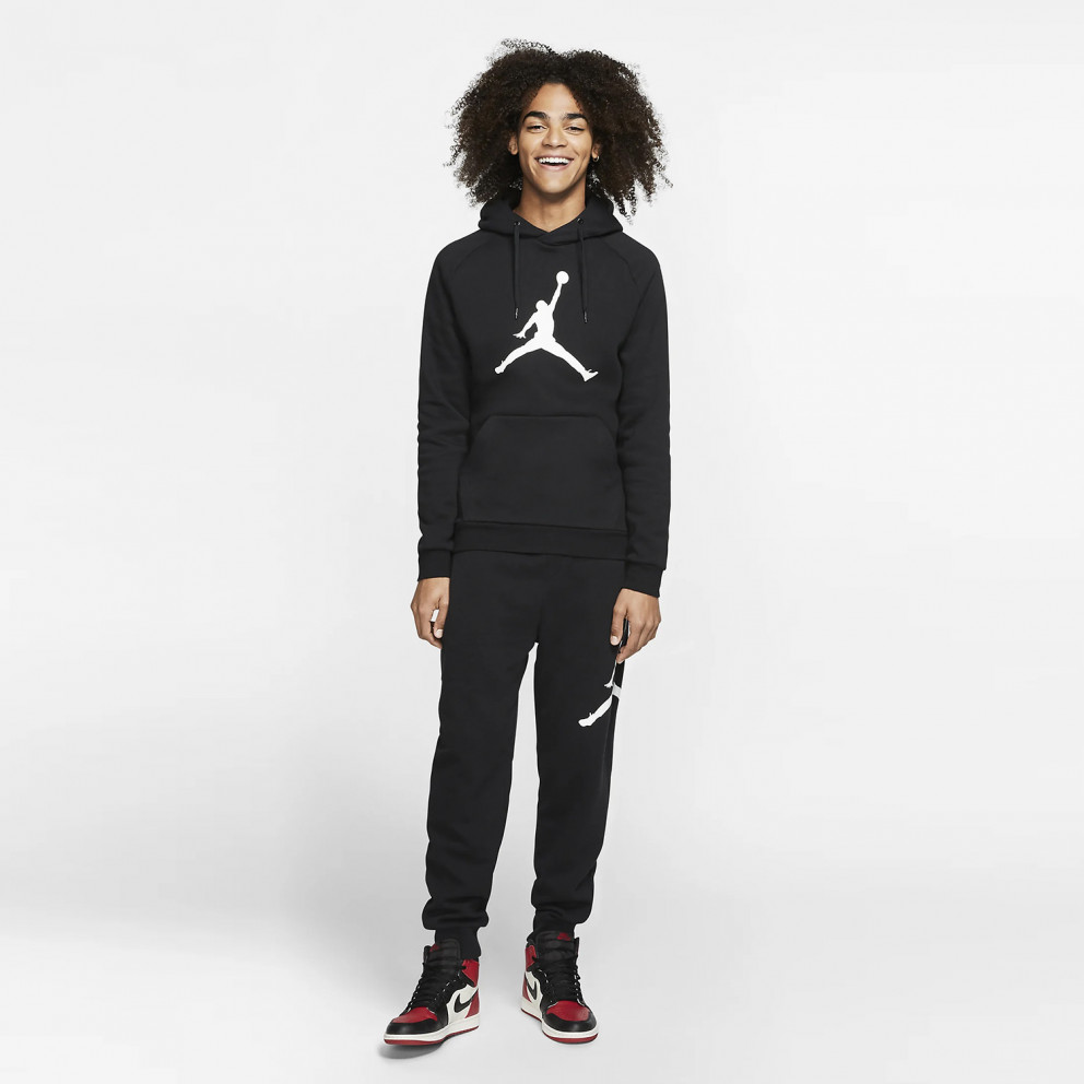 Jordan M J Jumpman Logo Flc Po