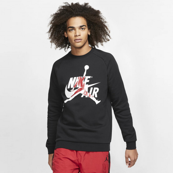 Jordan Jumpman Men's Classics Sweatshirt - Ανδρική Μπλούζα