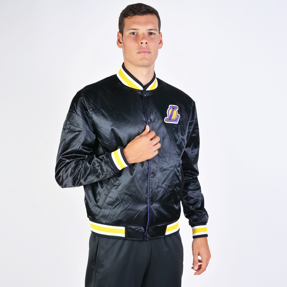 NBA Los Angeles Lakers Courtside Reversible Ανδρική Ζακέτα