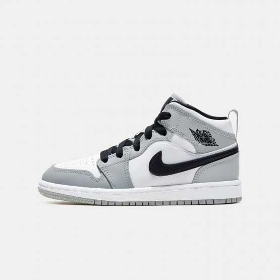 Jordan Air 1 Mid Ps Kids' Shoes