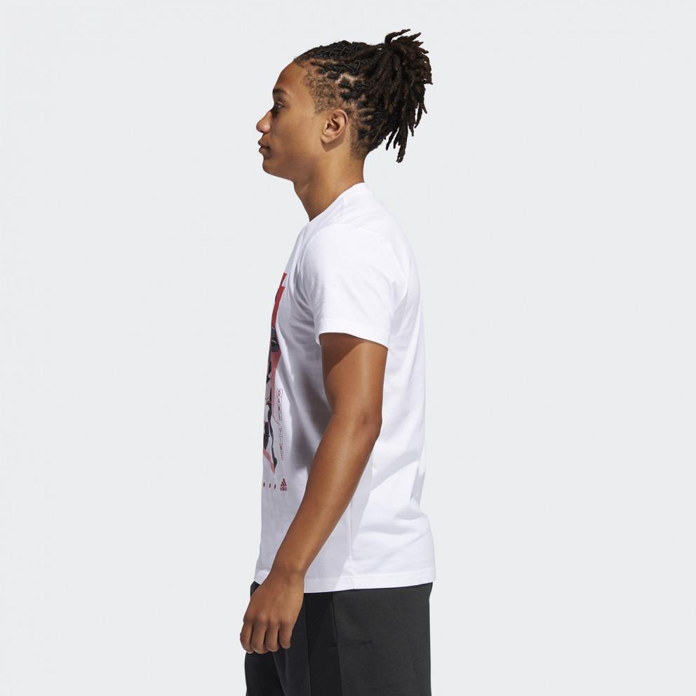 Adidas Dame Geek Up Men's Tee