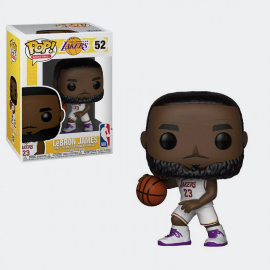 Funko Pop! Basketball: Lakers - Lebron James (Whit