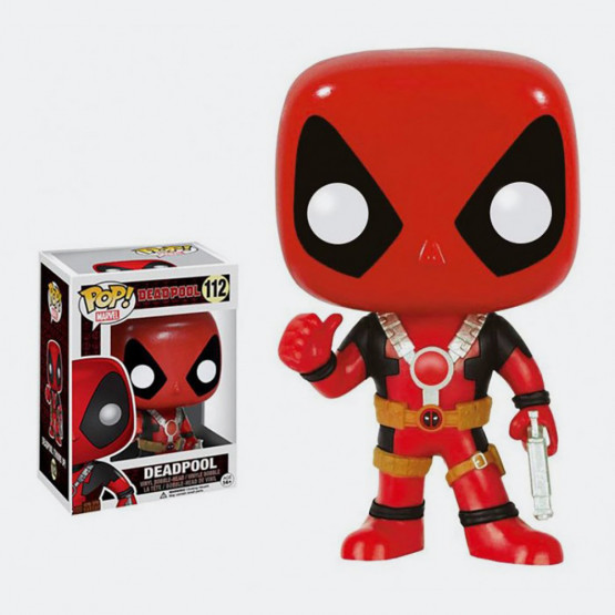 Funko Pop! Funko Pop! Marvel: Deadpool Thumb Up  1