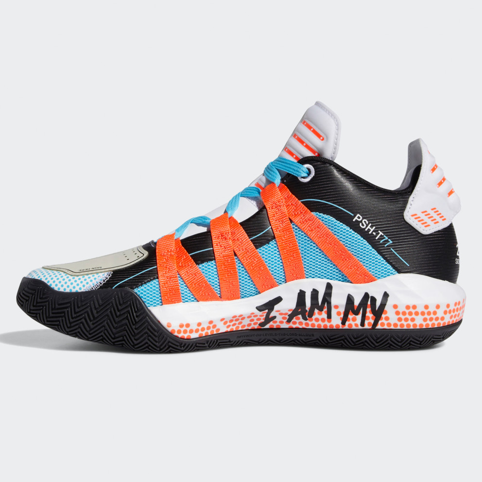 adidas Performance Dame 6 x Pusha T Men's Shoes - Asw 2020