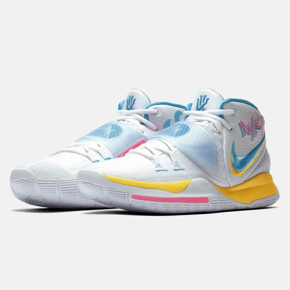 "Nike Kyrie 6 ""Neon Graffiti"" Men's Basketball Shoes"
