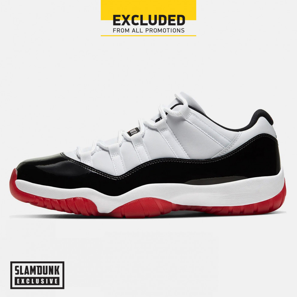 "Jordan Air 11 Retro Low Men's Shoes ""Concord Bred"""