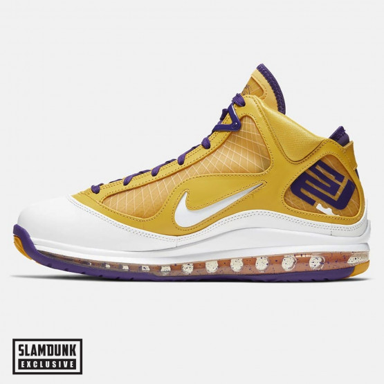 Nike LeBron 7 Lakers 'Media Day' Men's Basketball Shoes