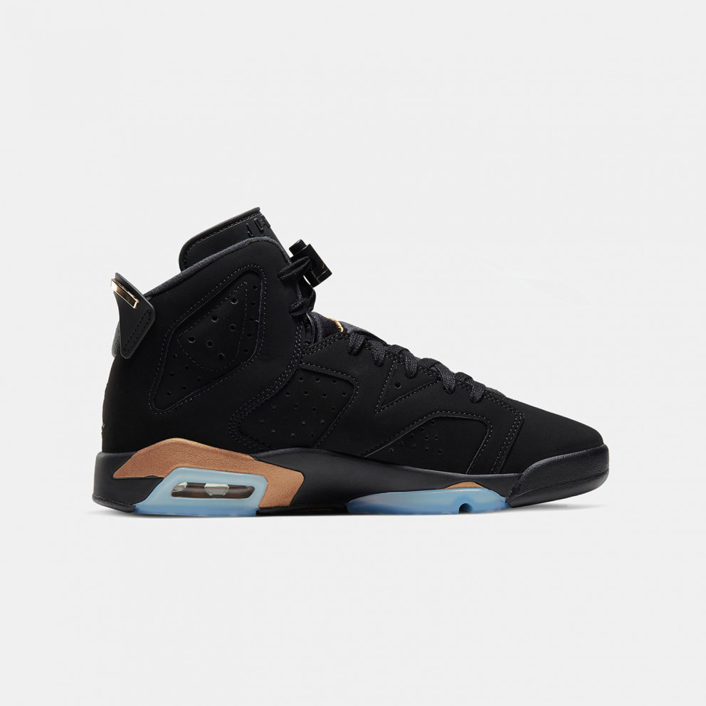 "Jordan Air 6 Retro ""DMP"" Boys' Basketball Shoes"