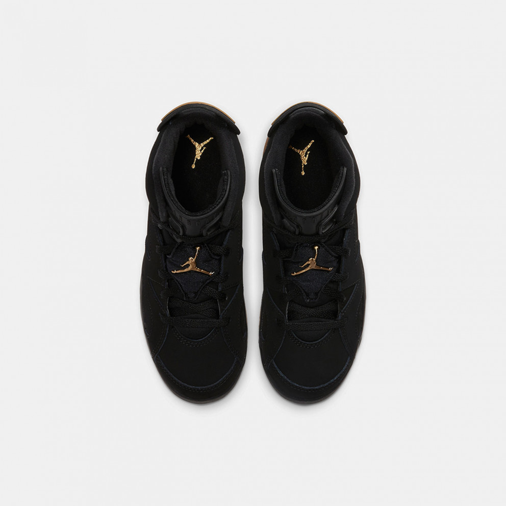 "Jordan Air 6 Retro ""DMP"" Kids' Shoes"