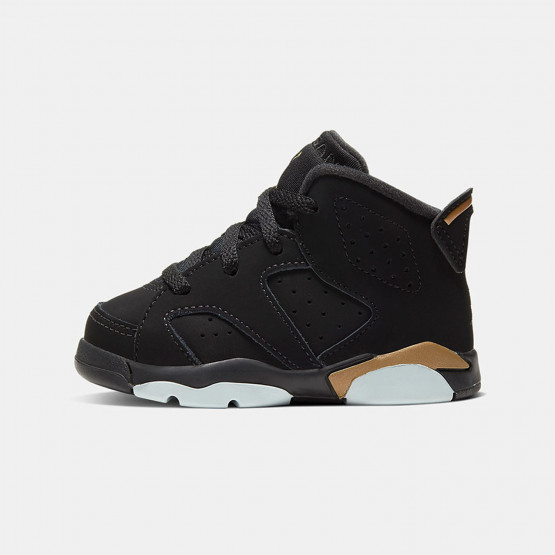 "Jordan Air 6 Retro ""DMP"" Toddlers Basketball Shoes"