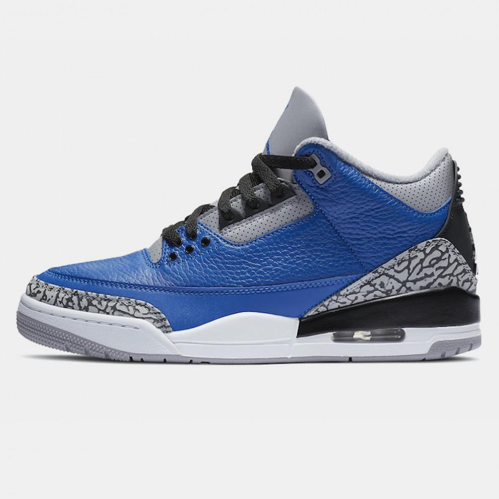 "Air Jordan 3 ""Varsity Royal"" Men's Shoes"