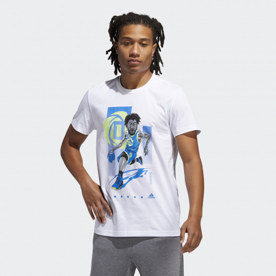 Adidas Rose Geek Up Men's Tee