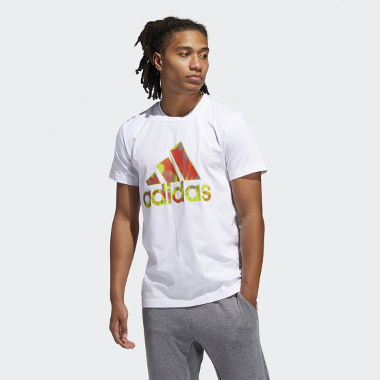 adidas Performance Summer Badge Of Sport Men's Tee