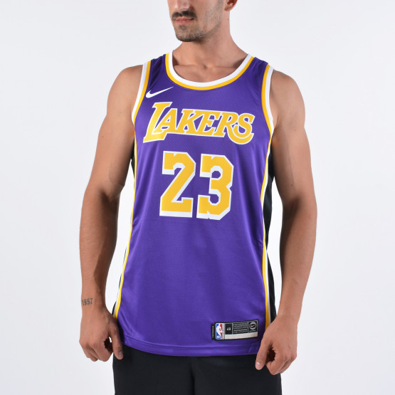 Nike NBA Lebron James Los Angeles Lakers Statement Edition Men's Jersey