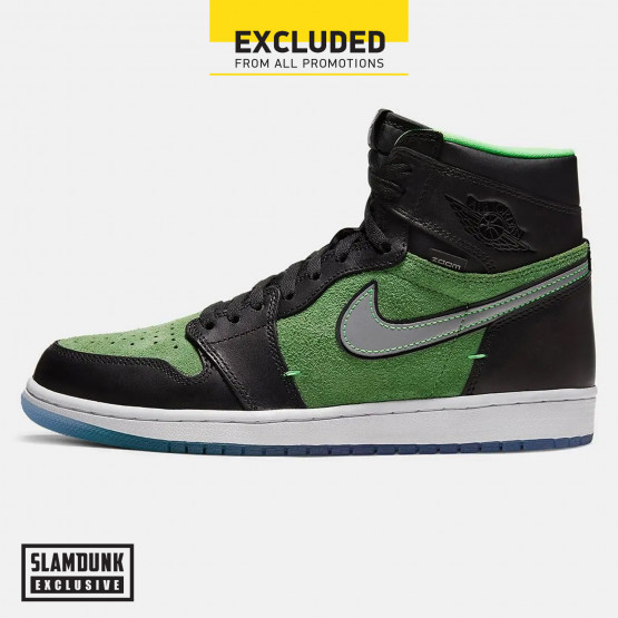 "Jordan Air 1 Zoom High ""Rage Green"" Men's Shoes"