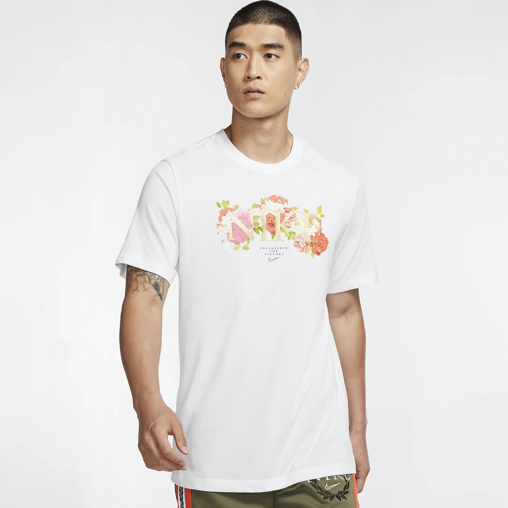 Nike Dri-FIT Elite Men's T-Shirt Floral