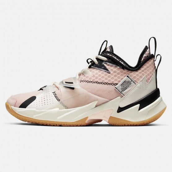 Jordan Why Not Zer0.3 Ανδρικά Παπούτσια για Μπάσκετ