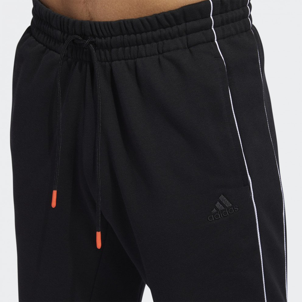adidas Performance Donovan Mitchell Ανδρικό Παντελόνι Για Μπάσκετ