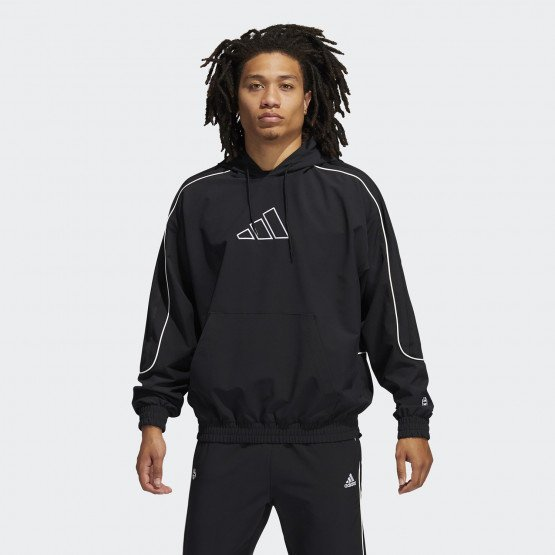 adidas Performance Harden Cross-Up Men's Hoodie