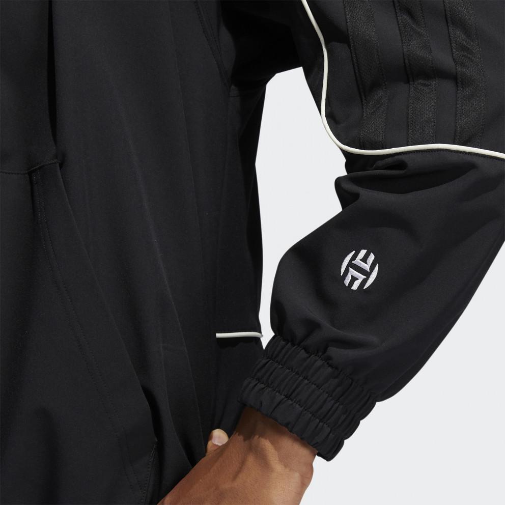 adidas Performance Harden Cross-Up Men's Hoodie