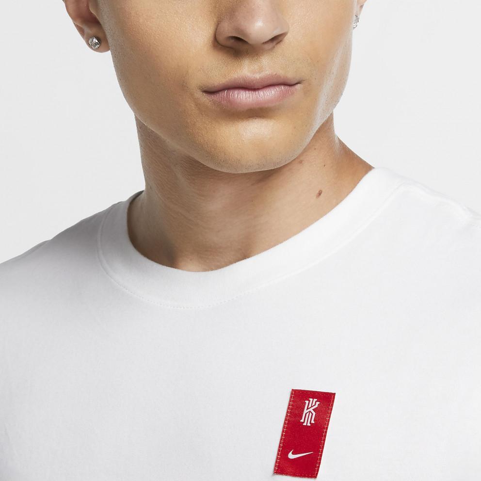 Nike Dri-FIT Kyrie Logo Ανδρικό Basketball Μπλουζάκι