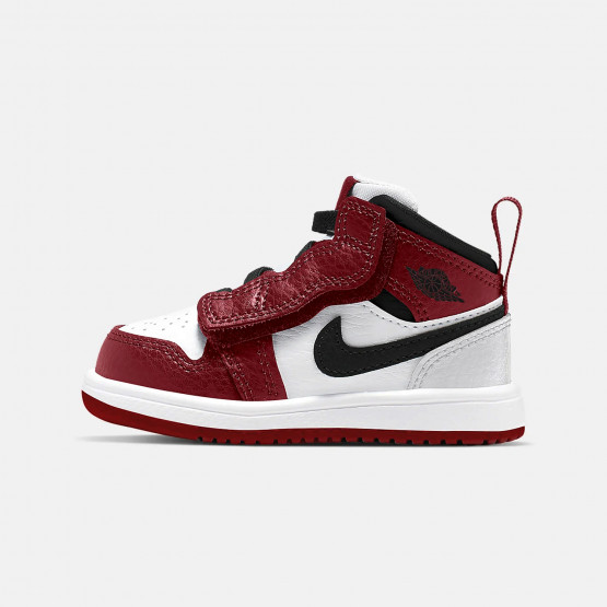 Jordan 1 Mid Toddler's Shoes