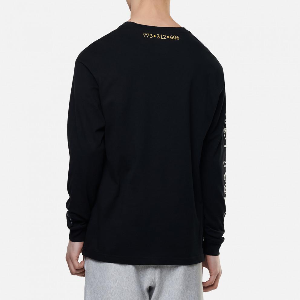 Nike Air Jordan Men's Long Sleeve Shirt
