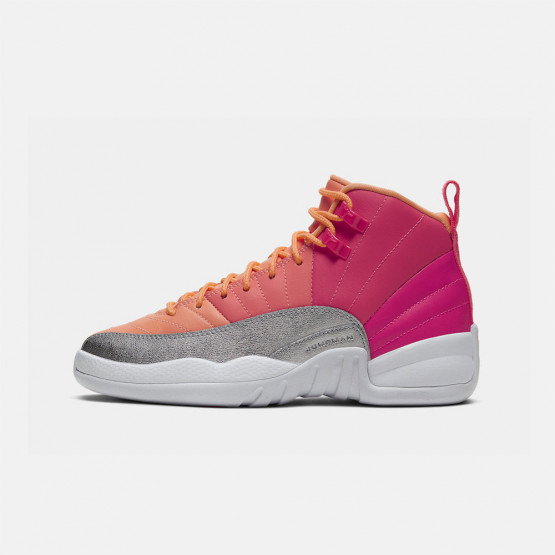 Jordan Air 12 Retro Kids Girls' Shoes