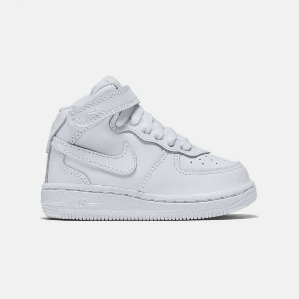 Nike Air Force 1 Mid Toddler Shoes